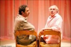 théâtre,pépinière-opéra,françois morel,olivier saladin