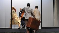 Théâtre, B.-M. Koltès, Arnaud Meunier, Didier Bezacz, Catherine Hiegel,