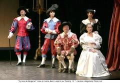 théâtre,théâtre 14,cyrano,edmond rostand,benoit solès,henri lazarini