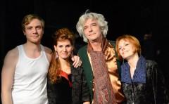Théâtre, théâtre du Lucernaire, Prévert, Philippe Honoré, Philippe Person