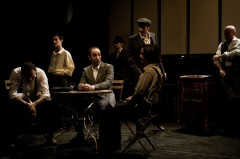 Amin Maalouf, théâtre 13, Grégoire Cuvier