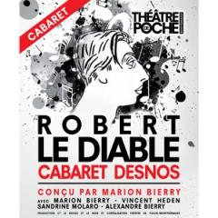théâtre de poche-montparnasse,poésie,desnos