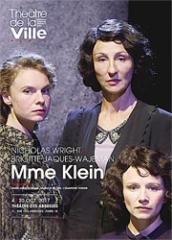Théâtre, Psychanalyse, Mélanie Klein, Brigitte Jaques-Wajeman,