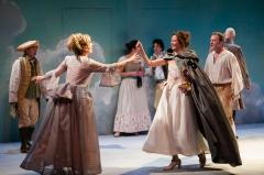 Mariage de Figaro, Théâtre 14, Beaumarchais, Tribout