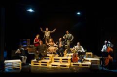 Théâtre, Comédie-Française, Brassens,