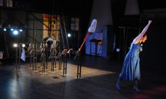 Théâtre, littérature, Théâtre 71, Delteil, Schiaretti
