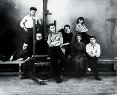exposition,musée mendjinsky,peinture