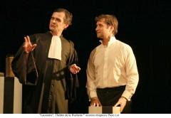 Théâtre, Théâtre de la Huchette, Histoire