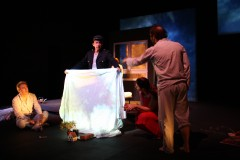 Théâtre, rêve, littérature, philosophie, Valérie Alane, Christophe Lidon