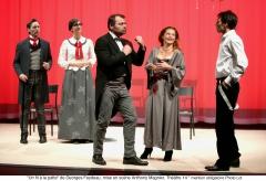 Théâtre, Théâtre 14, Feydeau, Anthony Magnier.