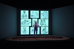 théâtre,histoire,mohamed aïssaoui,hassane kassi kouaté