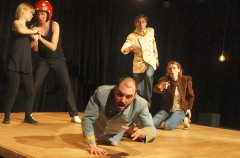 Théâtre, théâtre du lucernaire, Charlotte Rondelez,