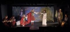 Théâtre, Théâtre de Poche-montparnasse, littérature, Humour, Molière, Stéphanie Tesson