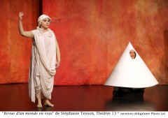 théâtre, Stéphanie Tesson,Théâtre 13