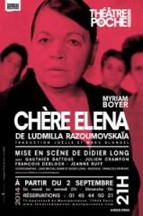 théâtre,théâtre de poche-montparnasse,ludmilla razoumovskaïa,didier long