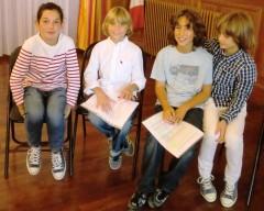 Thélième, Hugo, Sainte-Marie-de-Ré, Enfants du désert