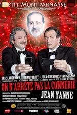 Cabaret, Théâtre, chanson, Jean Yanne, Petit-Montparnasse