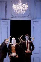 Théâtre, Théâtre du Rond-Point, D. Lachaud, J. Arnold, C. Caro, V. de Carbonnières, B. Farge, Y. Martin.