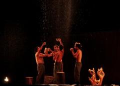 Théâtre, Histoire, Bolivie, J. - P. Wenzel, A. Namiand, M. Malavia