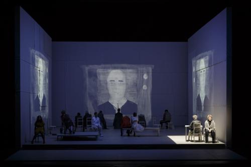 Théâtre, comédie-françaisse, dea loher