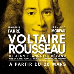 Théâtre, littérature, Poche-Montparnasse, Voltaire, Rousseau, culture
