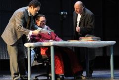 Théâtre, Théâtre 71, Art de la Comédie, Eduardo de Filippo. Hatem