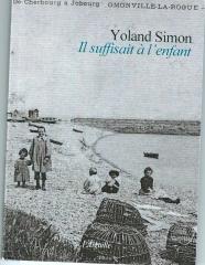 Poésie, livre, Yoland Simon