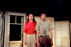 Théâtre, Lucernaire, Ionesco, Rachel André