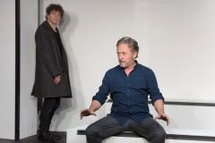 Théâtre, théâtre poche-montparnasse, Nathalie Sarraute, Nicolas Briançon, Nicolas Vaude
