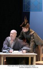 Théâtre, Petit-Montparnasse, Montaigne, Emmanuel Dechartre