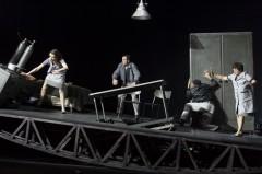 théâtre,dario fo,théâtre 71,politique
