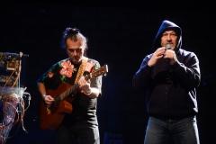 Théâtre de l'Etoile du Nord, le Poulpe, Abbi Patrix