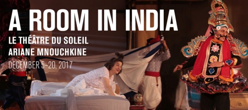 Théâtre du soleil, Chambre en Inde
