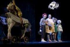 Théâtre, clowns, théâtre du rond-point