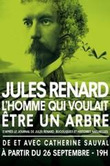 théâtre de poche-montparnasse, jules Renard, Catheine Sauval