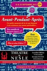 Théâtre, théâtre de Nesle, Benjamin Oppert