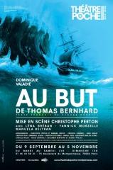 théâtre,théâtre de poche-montparnasse,thomas bernhard,dominique vaadié,christophe perton