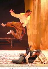 Théâtre, Théâtre La Bruyère, Kessel, littérature, Eric Bouvron