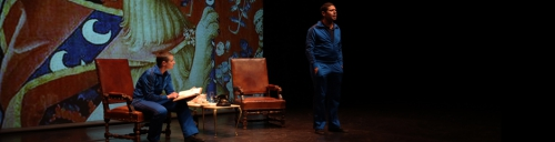 Théâtre de poche-montparnsse, Hédi Tillette de Clermont-Tonnerre