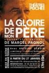 Théâtre, Poche-Montparnasse, Pagnol, Stéphanie Tesson, Antoine Séguin