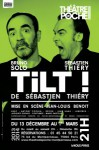 théâtre de poche-montparnasse, Sébastien Thiéry, humour