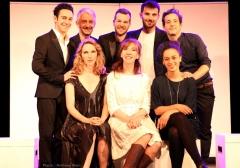 Comédie musicale, studio des Champs-Elysées, Virginie Lemoine, Gaëtan Borg et Stéphane Laporte, Stéphane Corbin