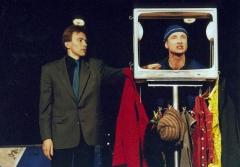 Théâtre, Horovitz, Hercub', Histoire, Théâtre du Lucernaire,