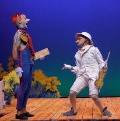 Théâtre, théâtre de Malakoff, musique, Ramuz, Stravinsky, Omar Porras